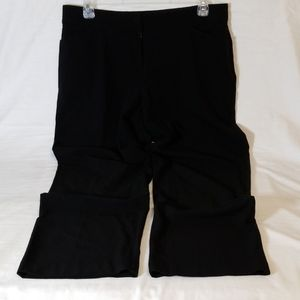 JM Collection Black Dress Slacks